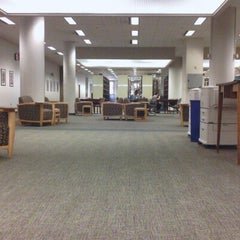 Photo taken at Ellis Library by Marie V. on 9/12/2012