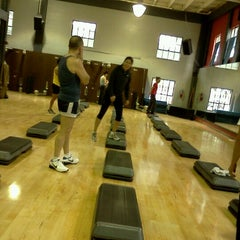 Photo taken at FITNESS SF by Jose C. on 8/19/2012
