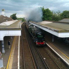 Photo taken at Broadstairs Railway Station (BSR) by Neil W. on 7/19/2012
