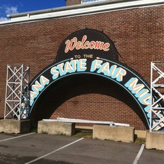 Photo taken at Indiana State Fairgrounds by Nora S. on 7/27/2012