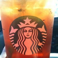 Photo taken at Starbucks by Mandy P. on 4/9/2012