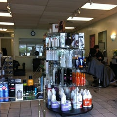 Photo taken at Lyn Hair Salon by C.Y. L. on 4/29/2012