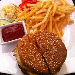 Photo taken at Linas Cafe by Анатолий М. on 6/8/2012