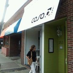 Photo taken at Casa B by Todd V. on 7/20/2012