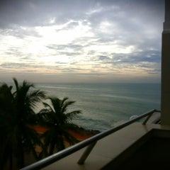 Photo taken at Lotus Hotel by Narendra S. on 6/29/2012