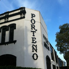 Photo taken at Porteño by Katy W. on 3/14/2012