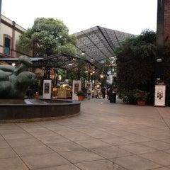 Photo taken at Plaza Loreto by Daryl A. on 6/27/2012