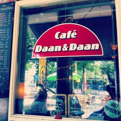 Photo taken at Café Daan & Daan by Mark d. on 8/14/2012