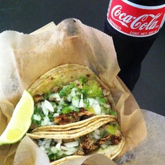 Photo taken at The Taco Truck Store by Kristin H. on 6/14/2012
