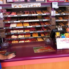 Photo taken at Dunkin Donuts by Christa C. on 4/20/2012