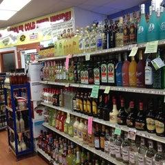 Photo taken at BK Big Discount Liquor by Clarissa M. on 7/20/2012