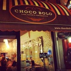 Photo taken at Choco Bolo by Nikelii B. on 6/29/2012