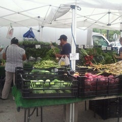 Photo taken at Farmers Market on Cortelyou by Ravish M. on 7/15/2012