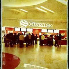Photo taken at Cinemex by Kenia C. on 7/18/2012