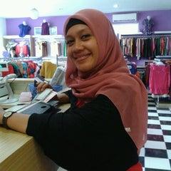 Photo taken at Viola Butik by Sari D. on 7/16/2012