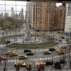 Photo taken at The Shops at Columbus Circle by Jessica W. on 3/25/2012