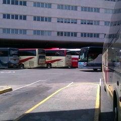 Photo taken at Estación de Autobuses de Valencia by Izarbe V. on 8/3/2012
