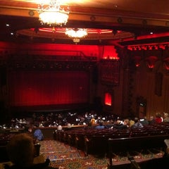 Photo taken at Mount Baker Theatre by Eric B. on 3/4/2012