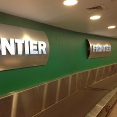 Photo taken at Frontier Airlines by Florentino on 8/21/2012