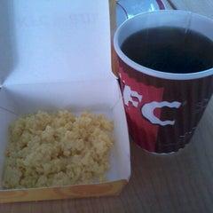 Photo taken at KFC / KFC Coffee by Novi S. on 8/17/2012