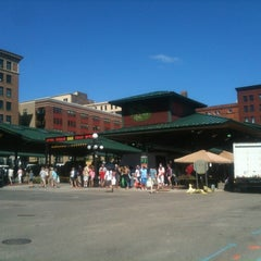 Photo taken at St. Paul Farmers' Market by Albert M. on 7/7/2012