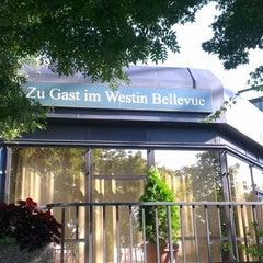 Das Foto wurde bei The Westin Bellevue Dresden von Sandra K. am 8/18/2012 aufgenommen