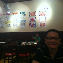 Photo taken at LA Yimone Korean Restaurant by Christopher E. on 7/19/2012