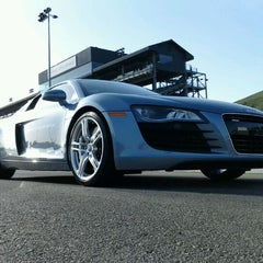 Photo taken at Sonoma Raceway by Chris C. on 2/28/2012