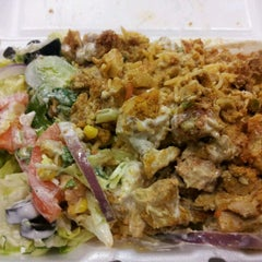 Photo taken at Rafiqi's Halal Food by Gary on 2/7/2012