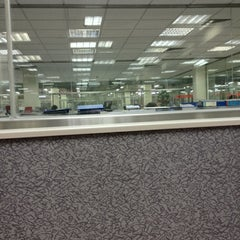 Photo taken at Jeraisy Head Office by majdy A. on 4/3/2012