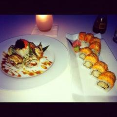 Photo taken at Sushi House by Miranda on 7/21/2012