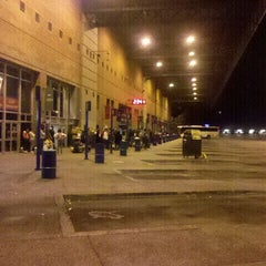Photo taken at Terminal Tres Cruces by Alexander Z. on 2/25/2012