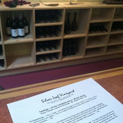 Photo taken at Silver Leaf Vineyard and Winery by Mara R. on 6/2/2012