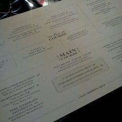 Photo taken at Spring House Restaurant by Nikki M. on 5/9/2012