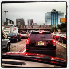 Photo taken at Holland Tunnel by David O. on 9/4/2012