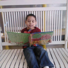 Photo taken at Juniper Library by Alexandrea T. on 2/7/2012