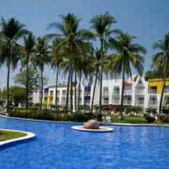 Photo taken at Hotel Royal Decameron Salinitas by Byron C. on 7/17/2012
