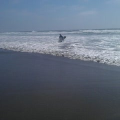 Photo taken at Pacific Ocean by SoulGroovy on 7/22/2012
