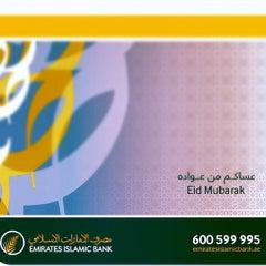 Photo taken at Emirates Islamic by salim a. on 8/15/2012