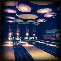 Photo taken at All Star Lanes by eevil m. on 5/5/2012
