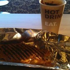 Photo taken at EAT. by Kris C. on 2/3/2012