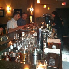 Photo taken at Five Fifty-Five by Laureen O. on 7/6/2012