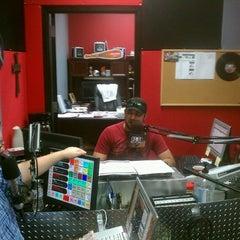 Photo taken at Revocation Radio Studio (http://myrevradio.com) by Keith L. on 5/24/2012