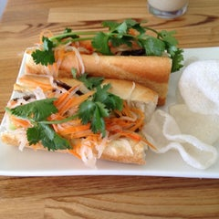 Photo taken at Xoia Vietnamese Eats by Sidney N. on 6/8/2012