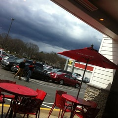 Photo taken at Five Guys by Amie Z. on 4/12/2012