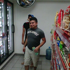Photo taken at OXXO by Alan C. on 3/20/2012