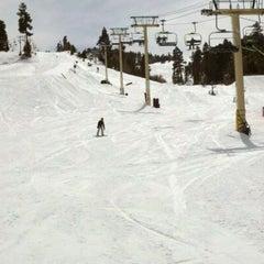 Photo taken at Bear Mountain Ski Resort by Greg T. on 3/5/2012