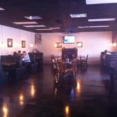 Photo taken at Alona's Cafe by Andrew H. on 2/24/2012