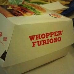 Photo taken at Burger King by Richard B. on 3/16/2012