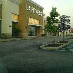 Photo taken at LA Fitness by Jennifer P. on 5/16/2012